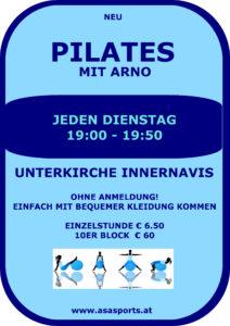 pilates navis